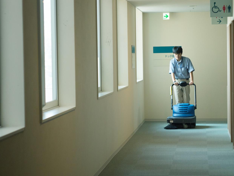 就労継続支援A型 尾道農協病院